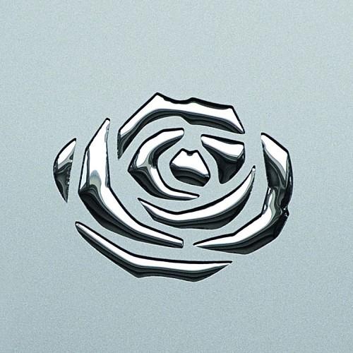 3D ROSES Silver PF met/Silver