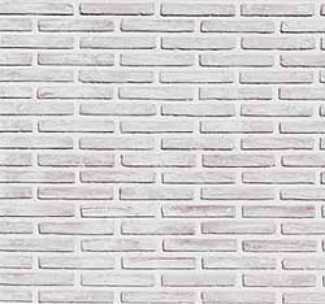 M-003 Scrubbed White Brick