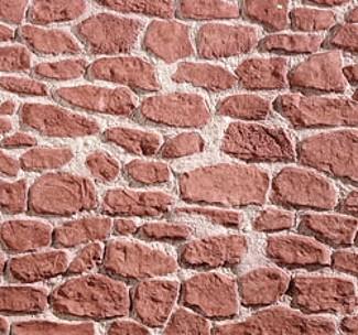 M-072 Red Clay Ginestar Stone