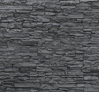 M-098 Black Laja Stone
