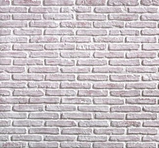 M-272 Scrub White Old Brick Panel