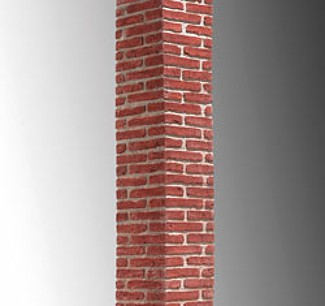 M-320 Alhambra Brick 40x40