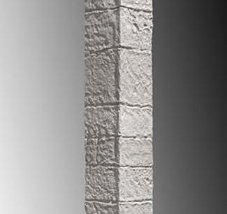 M-340 Grey Cut Stone 40x40