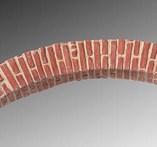 M-420 Alhambra Brick 2m