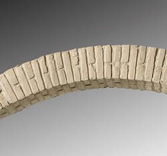 M-421 Ochre Alhambra Brick 2m